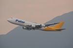LEGACY-747さんが、香港国際空港で撮影したポーラーエアカーゴ 747-87UF/SCDの航空フォト(写真)