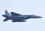 じーく。さんが、千歳基地で撮影した航空自衛隊 F-15J Eagleの航空フォト(写真)
