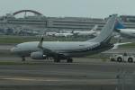 シュウさんが、羽田空港で撮影したボーイング 737-7BC BBJの航空フォト(写真)