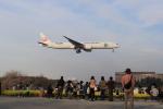 多楽さんが、成田国際空港で撮影した日本航空 777-346/ERの航空フォト(写真)