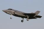 チモシーさんが、名古屋飛行場で撮影した航空自衛隊 F-35A Lightning IIの航空フォト(写真)