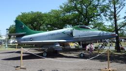 SVMさんが、厚木飛行場で撮影したアメリカ海軍 A-4E Skyhawkの航空フォト(飛行機 写真・画像)