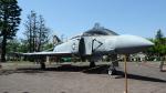 SVMさんが、厚木飛行場で撮影したアメリカ海軍 F-4S Phantom IIの航空フォト(写真)
