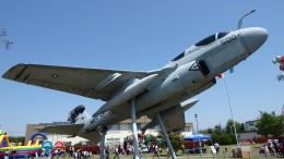 SVMさんが、厚木飛行場で撮影したアメリカ海軍 EA-6B Prowler (G-128)の航空フォト(飛行機 写真・画像)