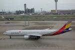 kayさんが、羽田空港で撮影したアシアナ航空 A330-323Xの航空フォト(写真)
