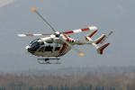 syo12さんが、鹿部飛行場で撮影したセントラルヘリコプターサービス BK117C-2の航空フォト(写真)