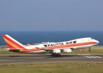 タミーさんが、中部国際空港で撮影したカリッタ エア 747-4B5F/SCDの航空フォト(写真)