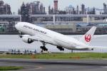 yabyanさんが、羽田空港で撮影した日本航空 777-246/ERの航空フォト(飛行機 写真・画像)