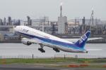 yabyanさんが、羽田空港で撮影した全日空 777-281/ERの航空フォト(飛行機 写真・画像)