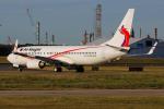 Jinxさんが、ブリスベン空港で撮影したニューギニア航空 737-8BKの航空フォト(写真)