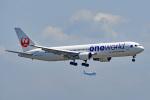 tsubasa0624さんが、羽田空港で撮影した日本航空 767-346の航空フォト(写真)
