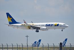 tsubasa0624さんが、羽田空港で撮影したスカイマーク 737-86Nの航空フォト(飛行機 写真・画像)