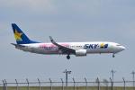tsubasa0624さんが、羽田空港で撮影したスカイマーク 737-86Nの航空フォト(写真)