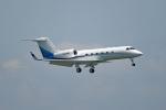 tsubasa0624さんが、羽田空港で撮影したウィルミントン・トラスト・カンパニー G-IV-X Gulfstream G450の航空フォト(飛行機 写真・画像)