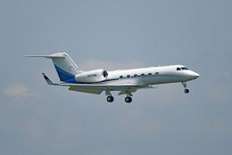 tsubasa0624さんが、羽田空港で撮影したウィルミントン・トラスト・カンパニー G-IV-X Gulfstream G450の航空フォト(写真)