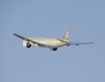 cornicheさんが、キング・ハーリド国際空港で撮影したサウディア 777-268/ERの航空フォト(飛行機 写真・画像)