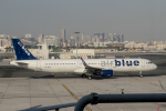 xingyeさんが、ドバイ国際空港で撮影したエア・ブルー A321-211の航空フォト(写真)
