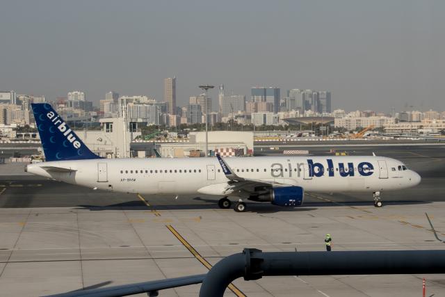 エア・ブルー Airbus A321-200 A...