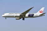 さくらの城南山。さんが、成田国際空港で撮影した日本航空 787-8 Dreamlinerの航空フォト(写真)