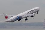 yabyanさんが、羽田空港で撮影した日本航空 777-346/ERの航空フォト(写真)