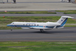 yabyanさんが、羽田空港で撮影した海上保安庁 G-V Gulfstream Vの航空フォト(飛行機 写真・画像)