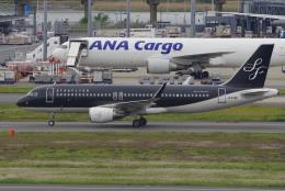 yabyanさんが、羽田空港で撮影したスターフライヤー A320-214の航空フォト(飛行機 写真・画像)