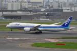 yabyanさんが、羽田空港で撮影した全日空 787-9の航空フォト(飛行機 写真・画像)