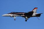 A-Chanさんが、札幌飛行場で撮影したアメリカ海軍 F/A-18C Hornetの航空フォト(写真)