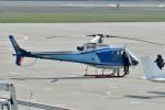 Dojalanaさんが、函館空港で撮影した中日本航空 AS350B Ecureuilの航空フォト(飛行機 写真・画像)