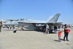 md11jbirdさんが、厚木飛行場で撮影したアメリカ海軍 F/A-18F Super Hornetの航空フォト(写真)