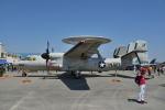 md11jbirdさんが、厚木飛行場で撮影したアメリカ海軍 E-2D Advanced Hawkeyeの航空フォト(写真)