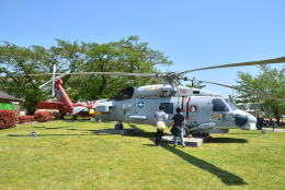md11jbirdさんが、厚木飛行場で撮影したアメリカ海軍 SH-60B Seahawk (S-70B-1)の航空フォト(飛行機 写真・画像)