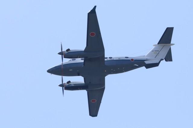 ゆずポン酢さんが、下志津駐屯地で撮影した陸上自衛隊 LR-2の航空フォト(飛行機 写真・画像)