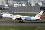 菊池 正人さんが、羽田空港で撮影した日本航空 767-346/ERの航空フォト(写真)