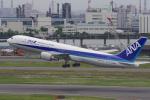 yabyanさんが、羽田空港で撮影した全日空 767-381/ERの航空フォト(写真)