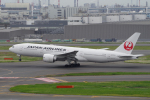 yabyanさんが、羽田空港で撮影した日本航空 777-246/ERの航空フォト(写真)