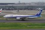 yabyanさんが、羽田空港で撮影した全日空 777-281/ERの航空フォト(写真)