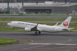 yabyanさんが、羽田空港で撮影したJALエクスプレス 737-846の航空フォト(飛行機 写真・画像)