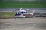 JA8565さんが、長崎空港で撮影した朝日新聞社 MD 900/902の航空フォト(写真)