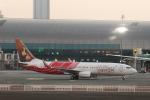 xingyeさんが、ドバイ国際空港で撮影したエア・インディア・エクスプレス 737-8HJの航空フォト(写真)