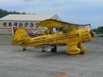 うすさんが、但馬飛行場で撮影した日本法人所有 YMF-F5Cの航空フォト(写真)