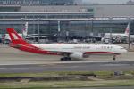 yabyanさんが、羽田空港で撮影した上海航空 A330-343Xの航空フォト(写真)