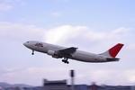 うえぽんさんが、伊丹空港で撮影した日本航空 A300B4-622Rの航空フォト(写真)