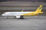 kumagorouさんが、新千歳空港で撮影したバニラエア A320-214の航空フォト(写真)