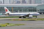 yabyanさんが、羽田空港で撮影した中国国際航空 A330-343Xの航空フォト(写真)