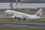 yabyanさんが、羽田空港で撮影した日本トランスオーシャン航空 737-8Q3の航空フォト(写真)