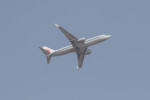 Koenig117さんが、北京首都国際空港で撮影した中国国際航空 737-89Lの航空フォト(写真)