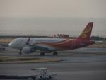 さゆりんごさんが、那覇空港で撮影した香港航空 A320-214の航空フォト(写真)