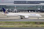 yabyanさんが、羽田空港で撮影したユナイテッド航空 787-9の航空フォト(飛行機 写真・画像)