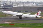 yabyanさんが、羽田空港で撮影した中国東方航空 A330-343Xの航空フォト(写真)
